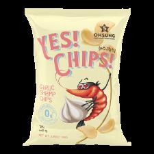 Yes! Chips! Garlic Shrimp Chips 3.35oz(95g)