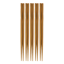 Bamboo Chopsticks (Twisted) 5 Set