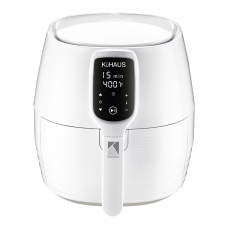 Touch-Screen Air Fryer White 5.28qt(5L)