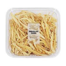 Sliced Dried Pollack 8oz(226g)