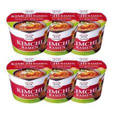 Kimchi Ramen 4.23oz(140g) 6 Cups