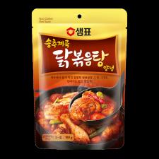 Spicy Chicken Stew Sauce 6.35oz(180g)