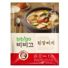 Bibigo Soybean Paste Stew 16.2oz(460g)