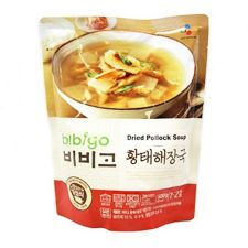 Bibigo Dried Pollock Soup 17.6oz(500g)