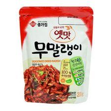 Dried Radish Kimchi 7oz(200g)
