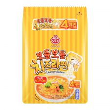 Cheese Ramen 3.91oz(111g) 4 Packs