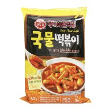 Spicy Rice Cake with Soup 15.02oz(426g)