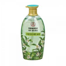 Organist Jeju Body Wash - Green Tea