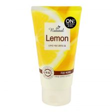 ON THE BODY The Natural Lemon Cleansing Foam 4.23oz(120g)