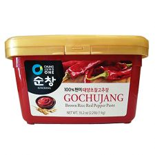 Sunchang 100% Brown Rice Red Pepper Paste 2.2lb(1kg)