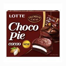 Lotte Choco Pie Kakao 12oz(336g)