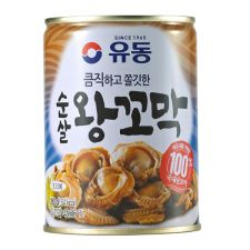 Canned Ark Shell (Kkomak)  9.87oz(280g)