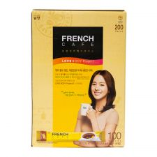 French Cafe Coffee Mix 100 Sticks