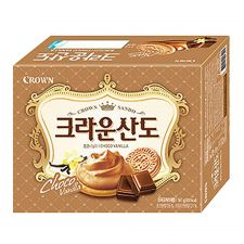 Crown Crown Sando Choco Vanilla 5.68oz(161g)
