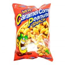 Caramel Corns Peanuts Snack Big Size 6.34oz(180g)
