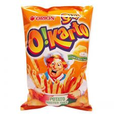 O! Karto Cream & Cheese Flavor 4.06oz(115g)