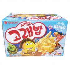 Goraebob Fried Spicy Seasoning Multi Pack Box 21.16oz(600g) (40g X 15ea)