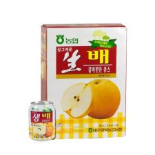 Pear Beverage Can 8.11oz(240ml)12 Cans