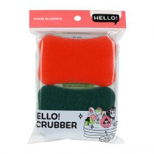 Triple Multi Scrubber 2 Pcs