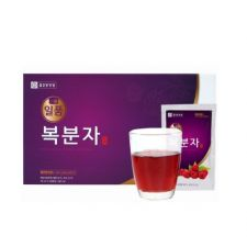 Korean Raspberry Extract 71oz (2.37oz x 30 Pouches)
