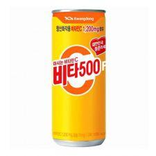 Vita 500 Vitamin C Carbonated Drink 8.45oz(250ml)