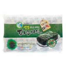 Seasoned Green Laver 2.82oz(80g) 20 Packs