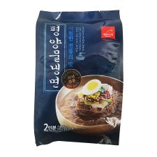 HaeDeunNaRa Cold Noodle PyeongYang 2.21lb(1006g),해든나라 평양물냉면 2.21lb(1006g)