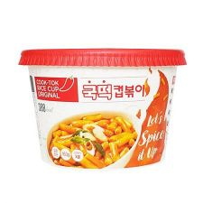 Cook Tok Rice Cup Original 5.75oz(163g)
