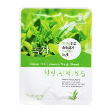 Green Tea Essense Mask Sheet 0.81oz(23g)