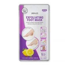 Exfoliating Foot Mask (Citrus Lemon+Grapefruit+Green Tea)