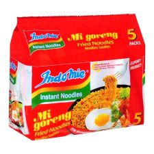 Mi Goreng Fried Noodles 3oz(85g) 5 Packs