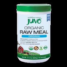 JUVO Organic Raw Meal Original 21.2oz(600g) 15 Servings