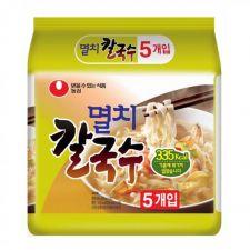 Kal Guk Soo Korean Style Noodle Soup 3.45oz(98g) 5 Packs