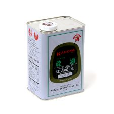 Kadoya Pure Sesame Oil 56oz(1.7L)