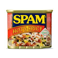 Spam Hot & Spicy 12oz(340g)