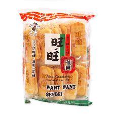Rice Crackers Senbei 3.95oz(112g)