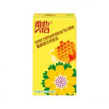 Vita Honey Chrysanthemum Tea 8.45oz(250ml) Pack of 6
