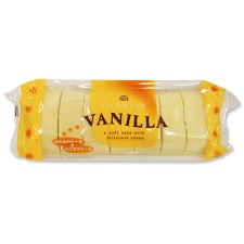 Vanilla Cut Roll Cake 7.7oz(220g)
