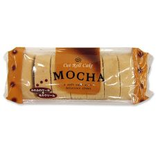 Mocha Cut Roll Cake 7.7oz(220g)