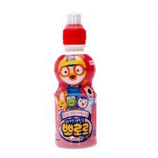 Pororo Strawberry Flavor Juice Drink 7.95 fl.oz(235ml)