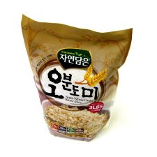 NUTRI -WHOLE GRAIN BROWN RICE 3lb(1.36kg)
