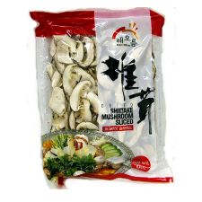 Dried Shiitake Mushroom Sliced 6oz(170g)