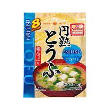 All Natural Enjuku Miso Soup - Tofu