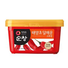 Soonchang Mild Hot Pepper Paste - 1kg