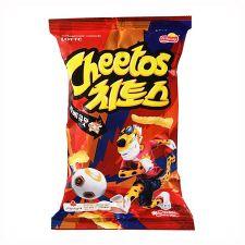 Cheetos Barbeque Flavor 6.27oz(178g)