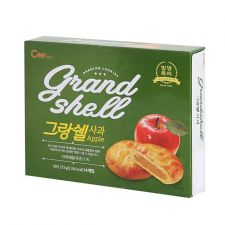 Grandshell Apple 9.6oz(273g)