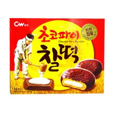 Chocolate Pie & Rice Cake 9.1oz(258g)