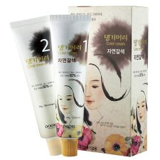 Medicinal Herb Hair Color Natural Brown