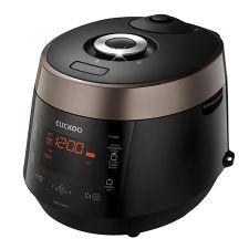 Pressure Rice Cooker Rose Brown+Black 10 Cups (CRP-P1009S)