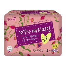 Yejimiin Rich (Cotton/S) 16P - Herbal Sanitary Napkins